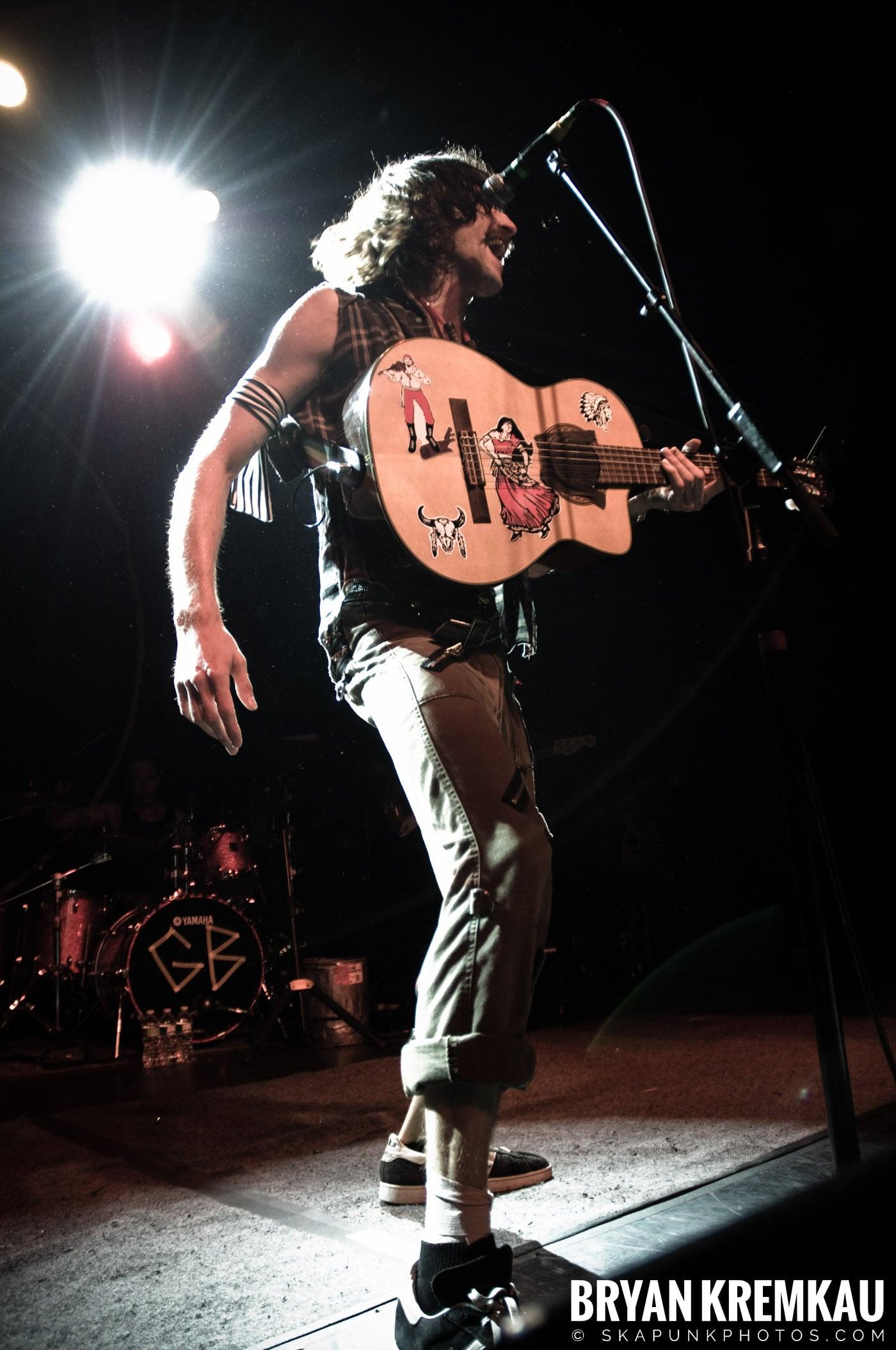 Gogol Bordello @ The Fillmore at Irving Plaza, NYC - 3.9.10 (7)