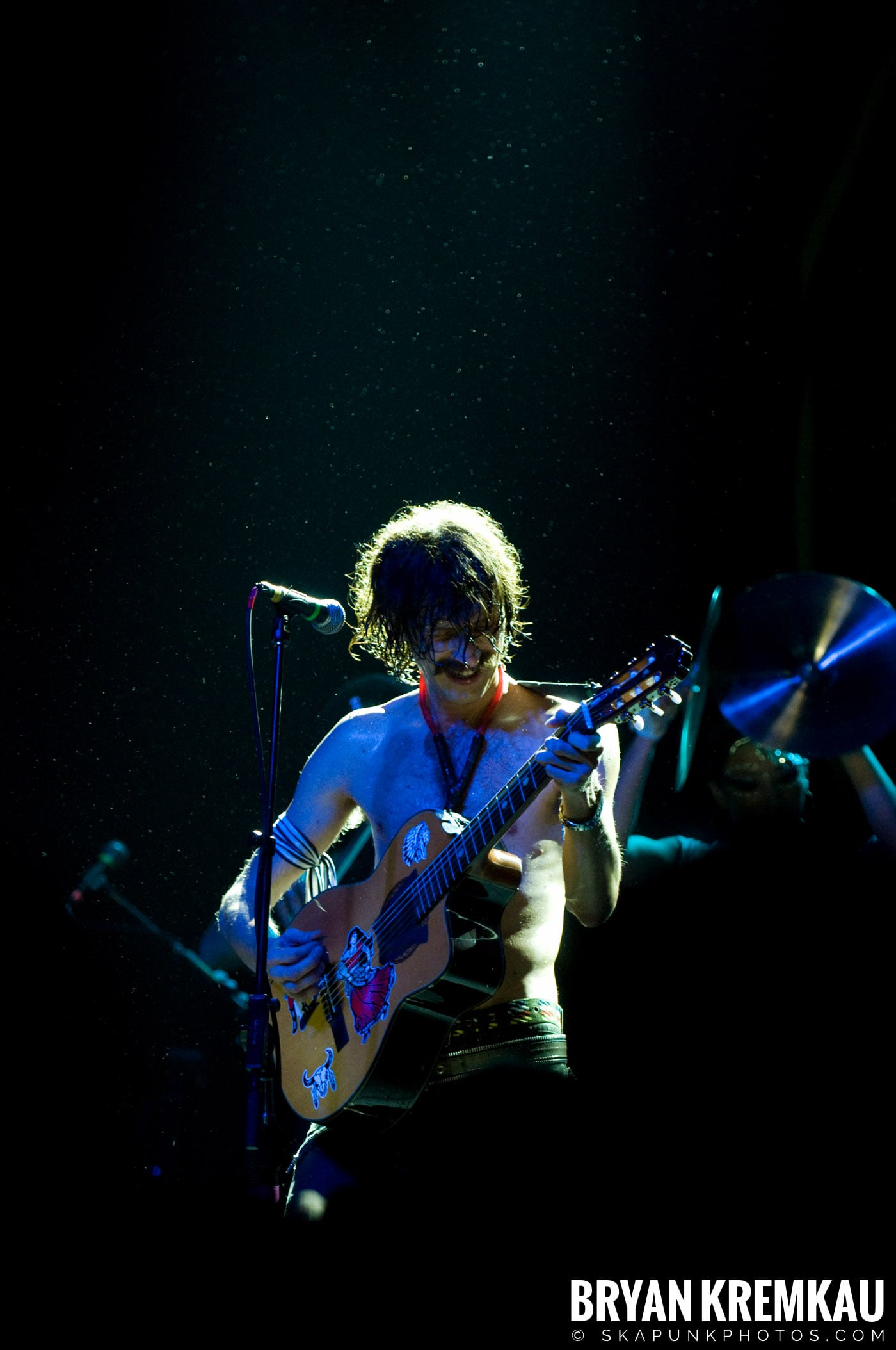Gogol Bordello @ The Fillmore at Irving Plaza, NYC - 3.9.10 (6)