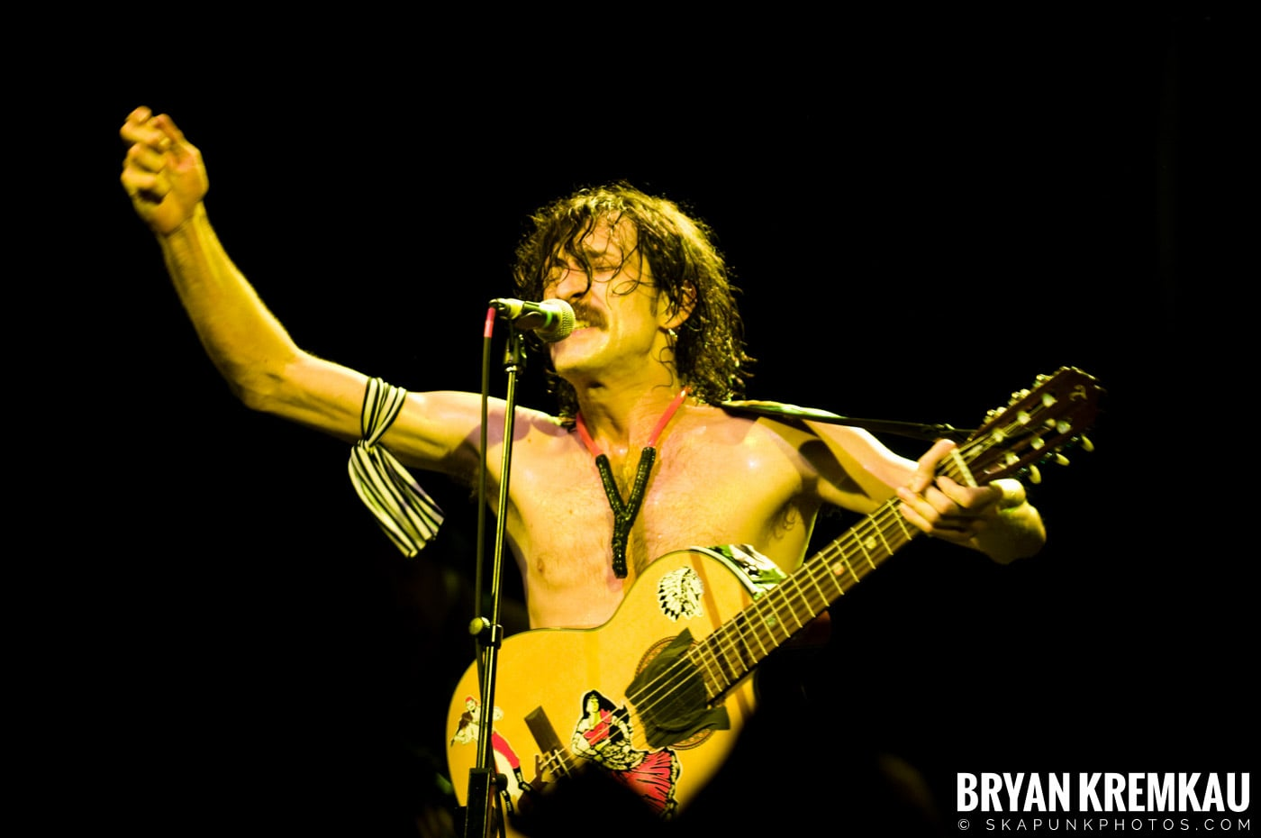 Gogol Bordello @ The Fillmore at Irving Plaza, NYC - 3.9.10 (3)