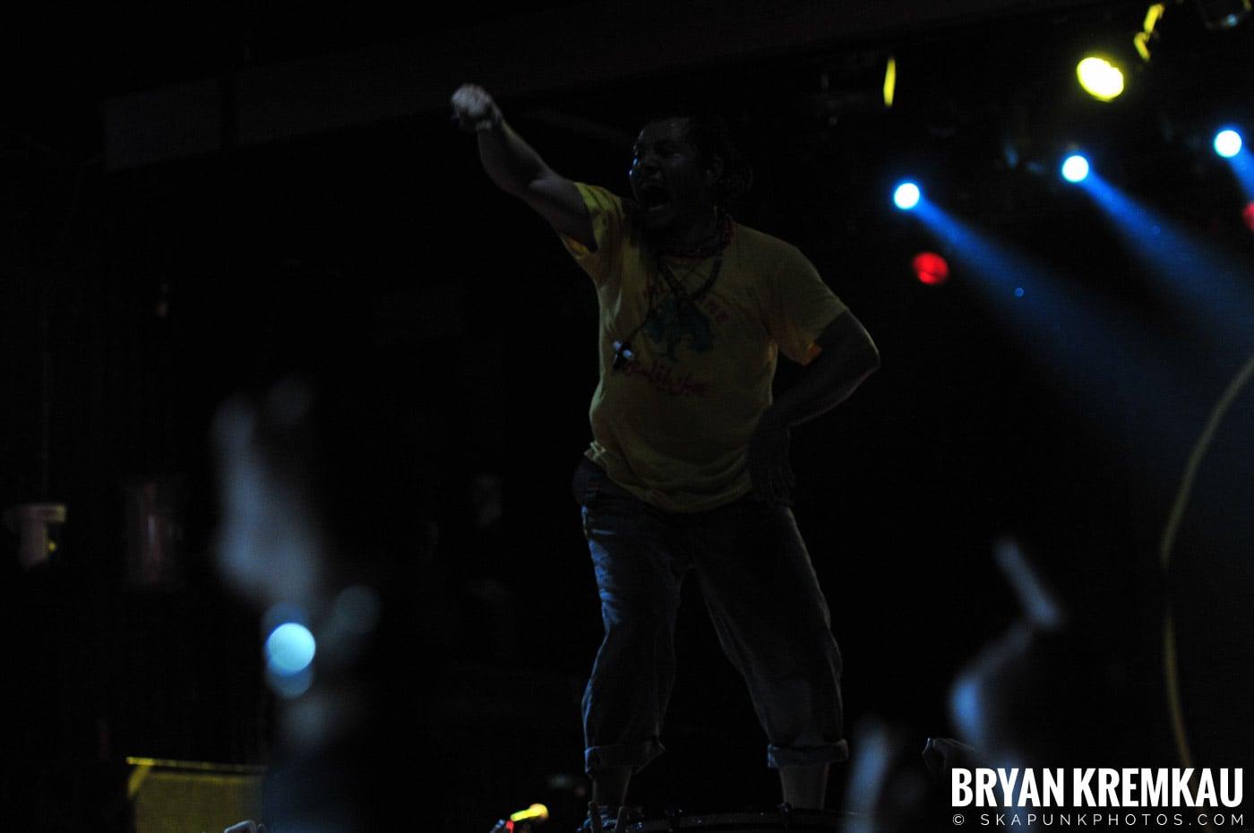 Gogol Bordello @ The Fillmore at Irving Plaza, NYC - 3.9.10 (2)