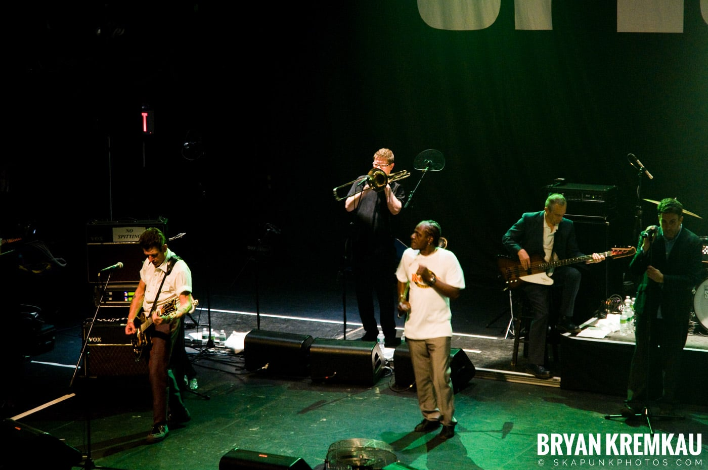 The Specials @ Terminal 5, NYC - 4.21.10 (4)