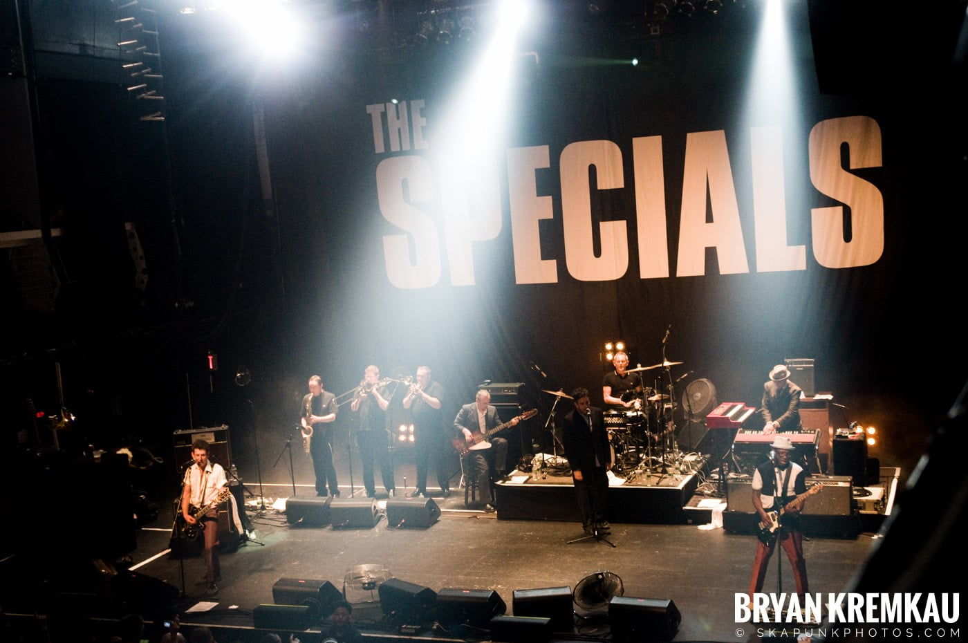 The Specials @ Terminal 5, NYC - 4.21.10 (1)