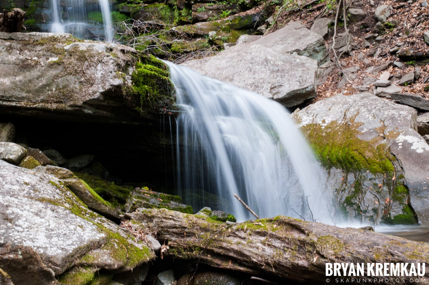 Getting Engaged @ Peekamoose Waterfall, Sundown NY - 5.1.10 (21)