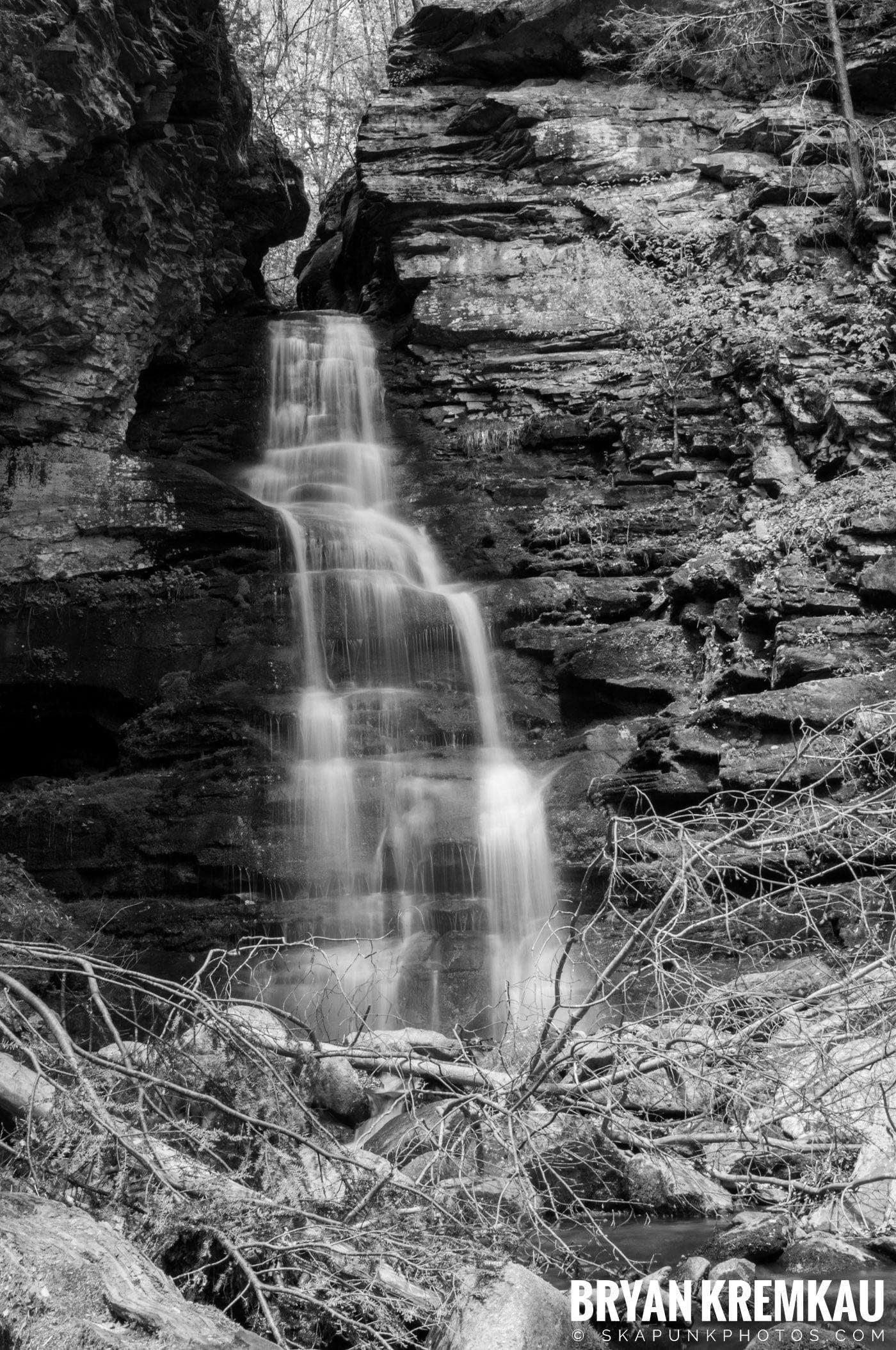 Getting Engaged @ Peekamoose Waterfall, Sundown NY - 5.1.10 (20)