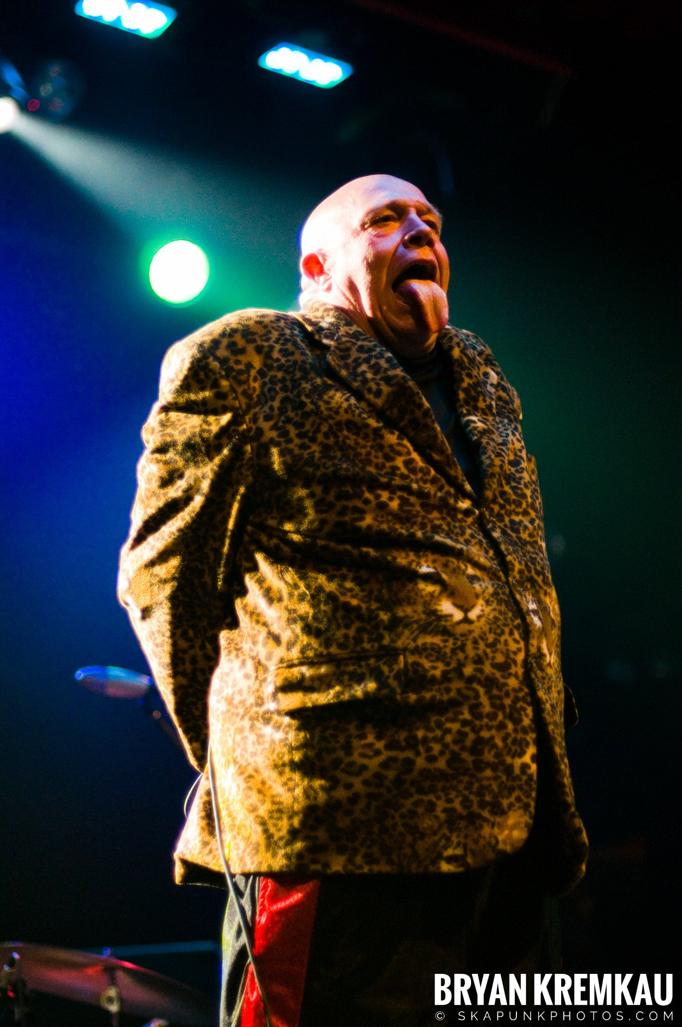 Bad Manners @ Webster Hall, NYC - 8.21.10 (15)