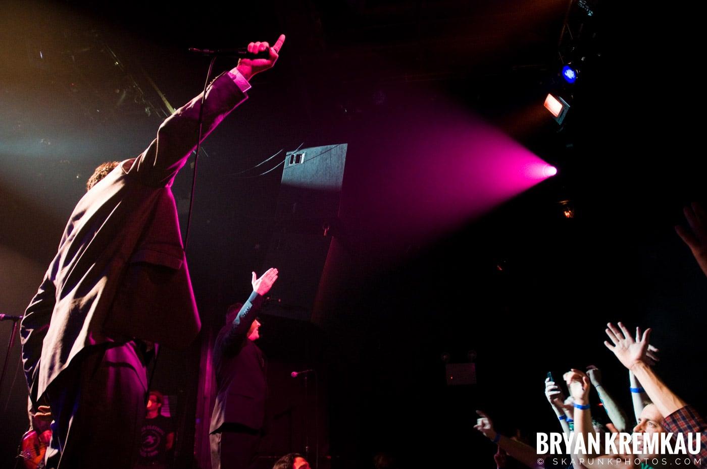 Mighty Mighty Bosstones @ Irving Plaza, NYC – 8.24.10 (5)