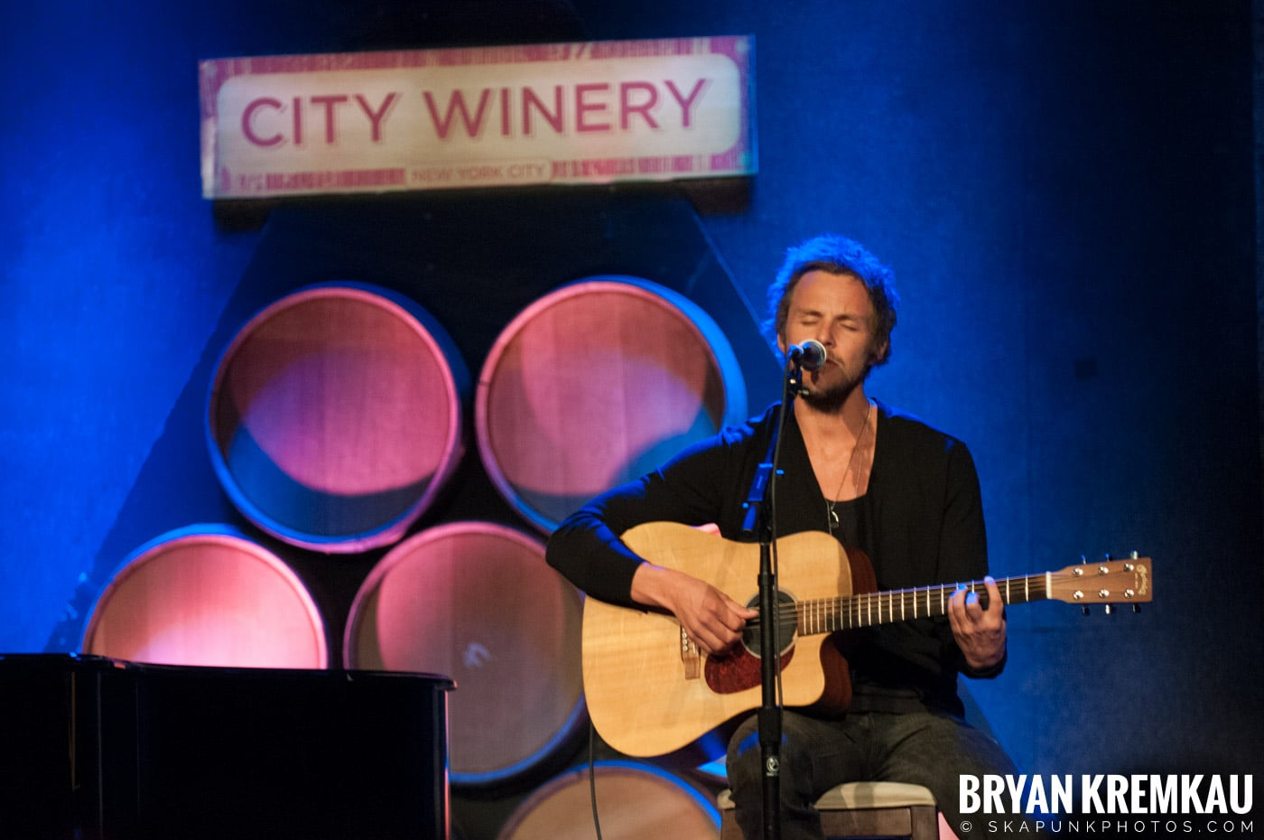 Griffin House & Charlie Mars @ City Winery, NYC - 2.20.11 (32)