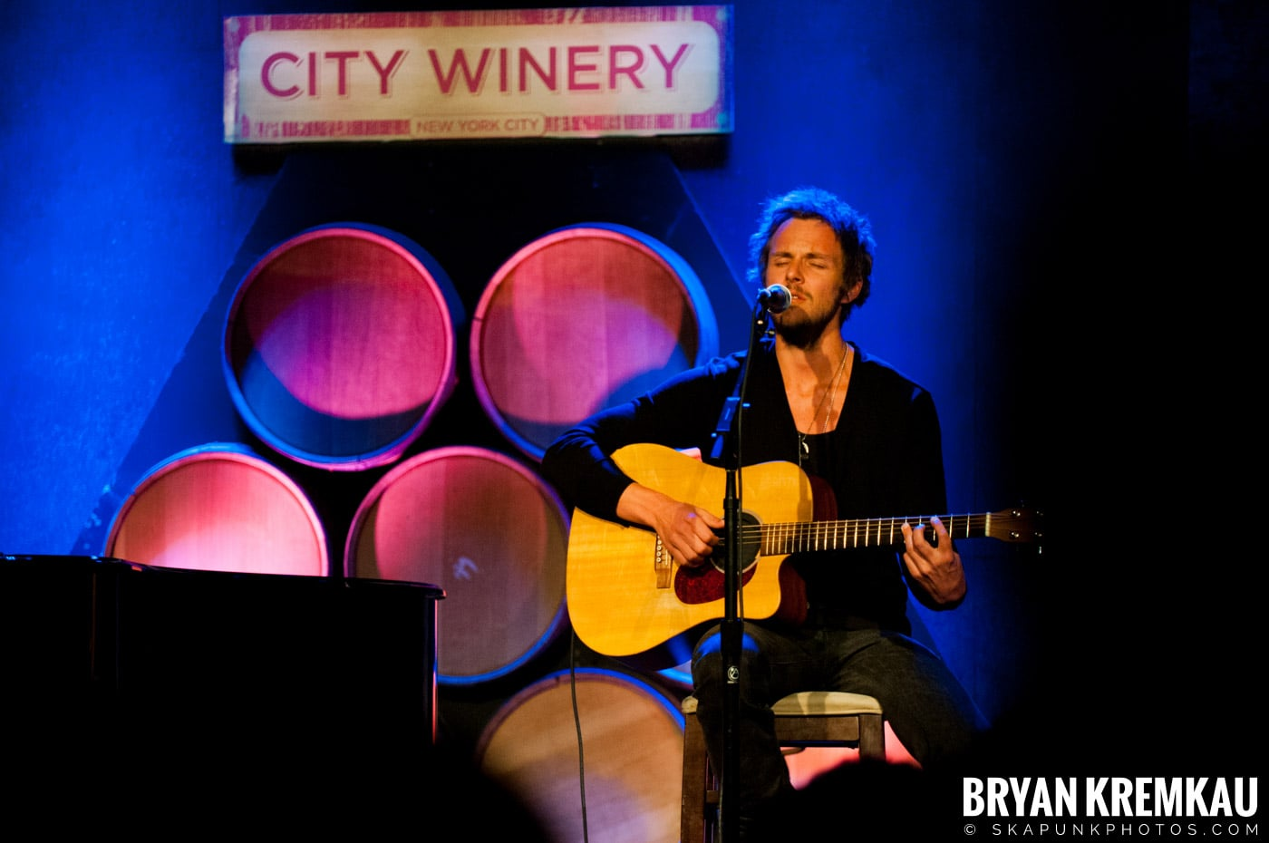 Griffin House & Charlie Mars @ City Winery, NYC - 2.20.11 (30)