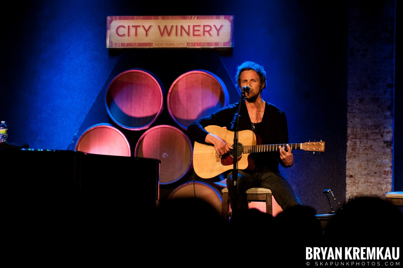 Griffin House & Charlie Mars @ City Winery, NYC - 2.20.11 (29)