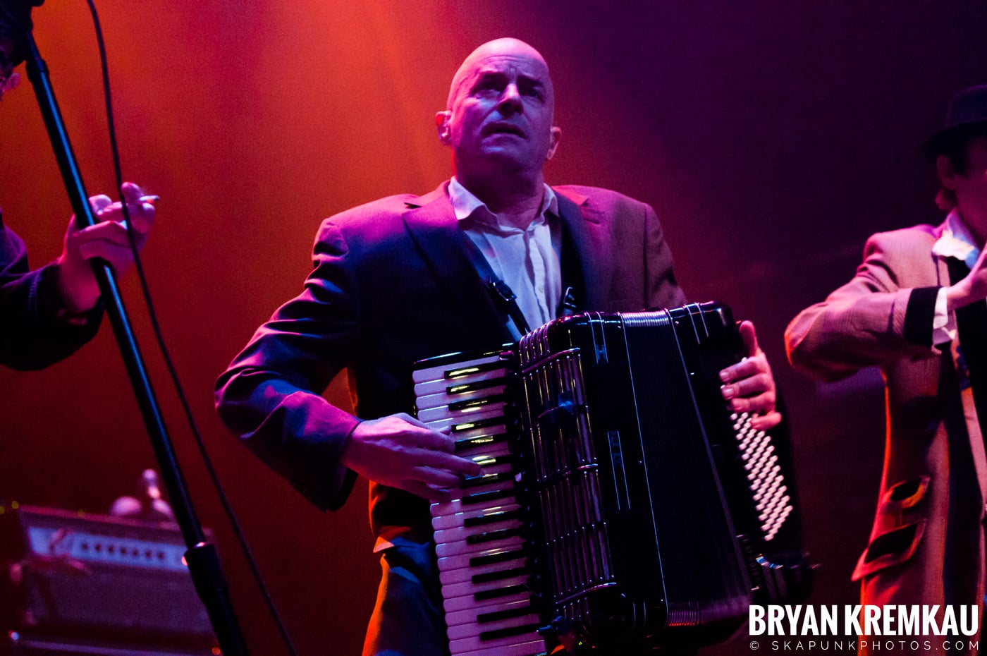 The Pogues @ Terminal 5, NYC - 3-15-2011 (26)