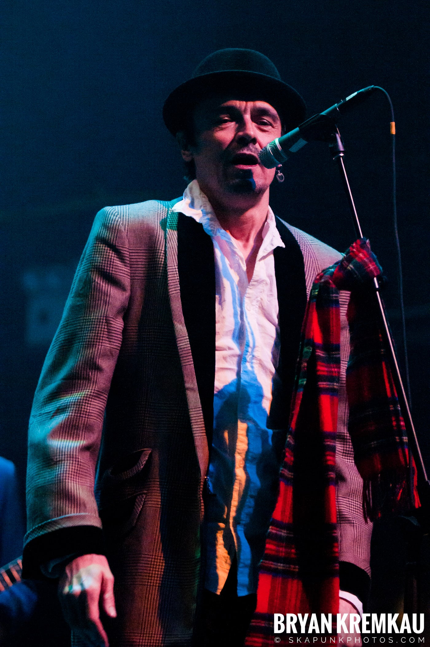 The Pogues @ Terminal 5, NYC - 3-15-2011 (24)