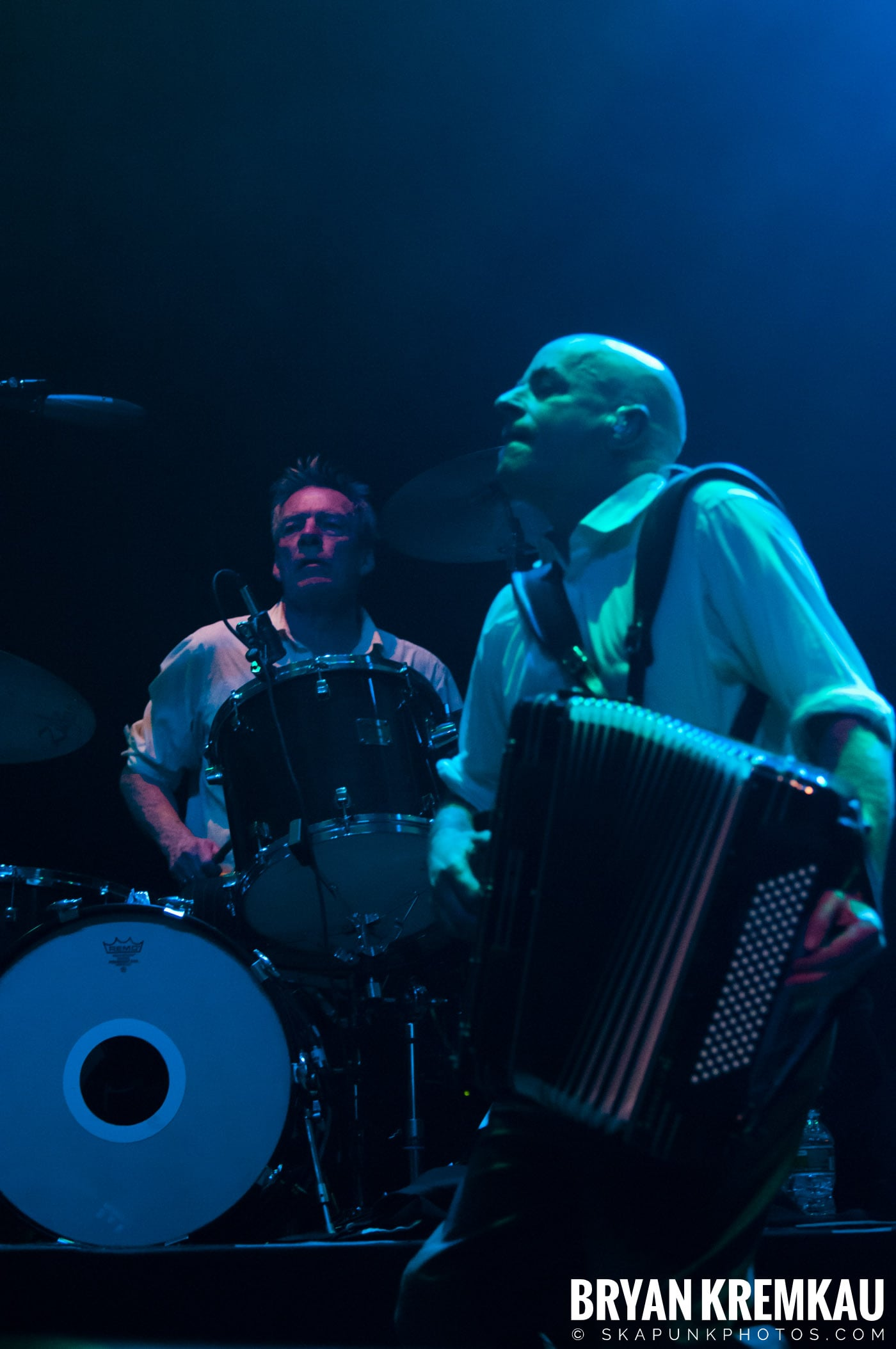 The Pogues @ Terminal 5, NYC - 3-15-2011 (16)