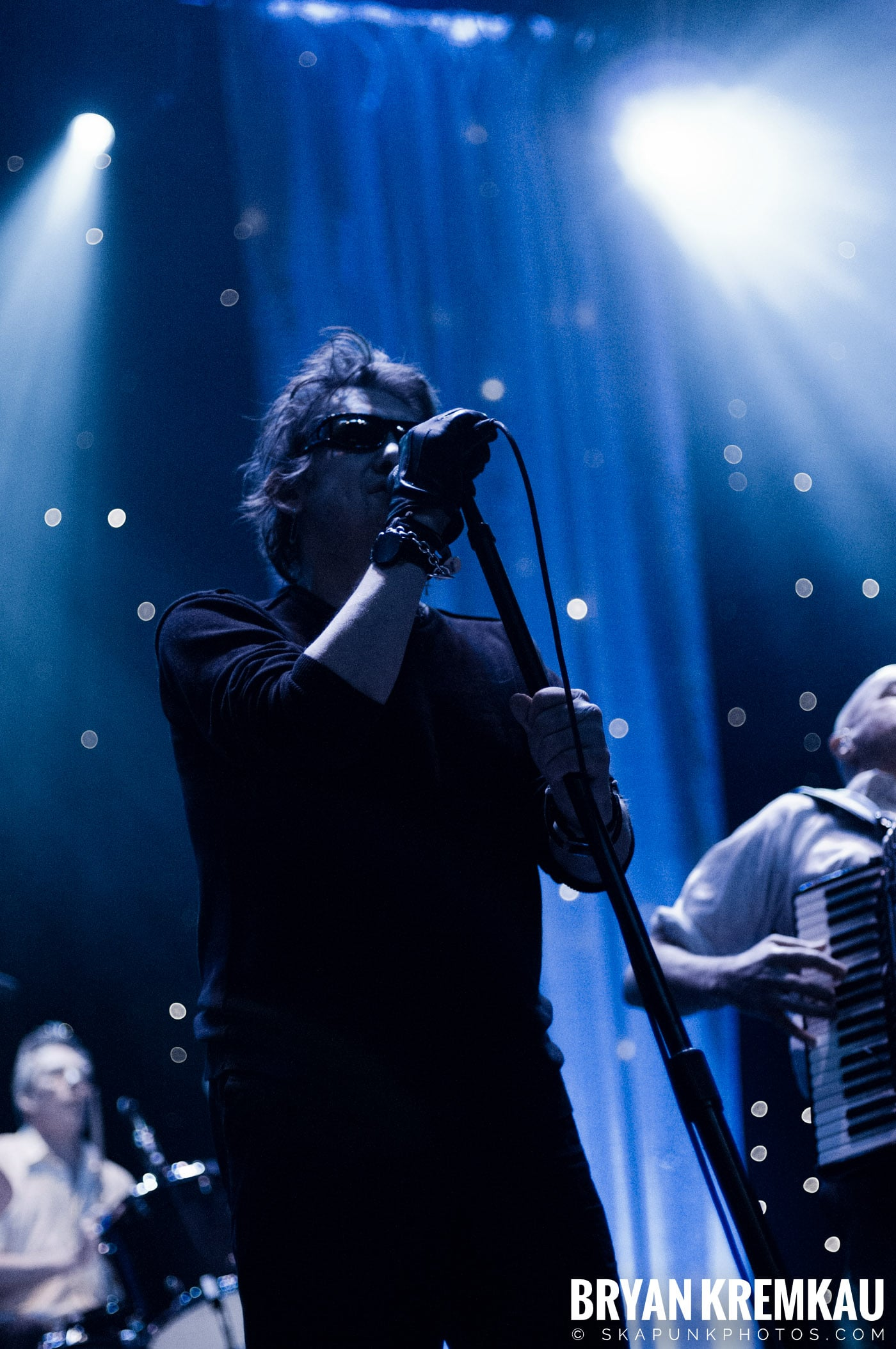 The Pogues @ Terminal 5, NYC - 3-15-2011 (3)