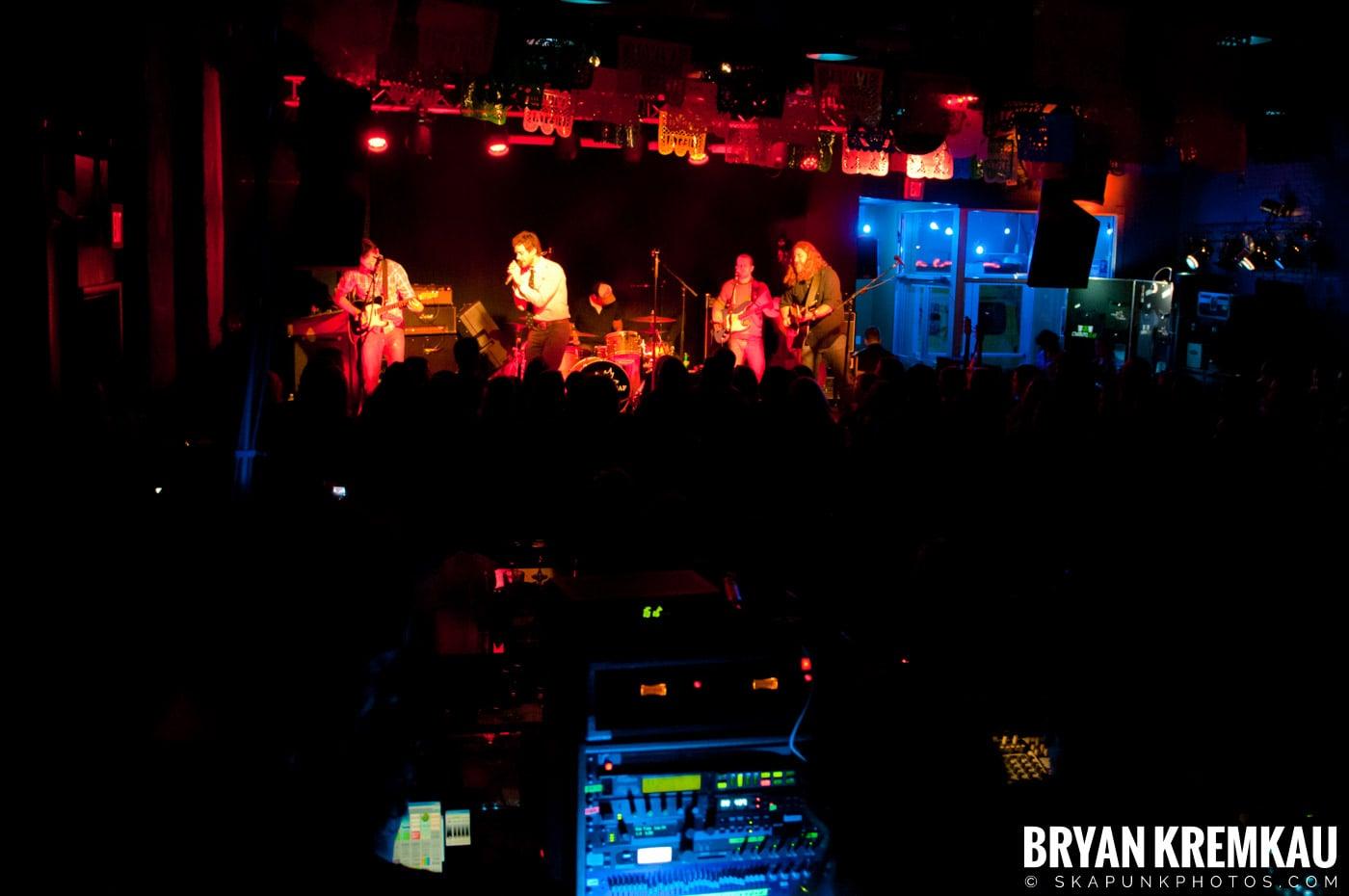 Carbon Leaf @ Mexicali Live, Teaneck NJ – 4-21-11 (13)