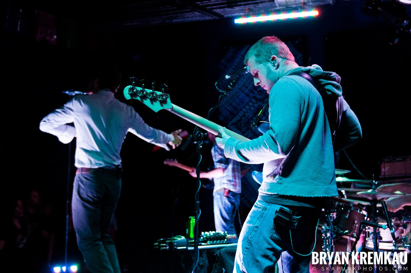 Carbon Leaf @ Mexicali Live, Teaneck NJ – 4-21-11 (9)