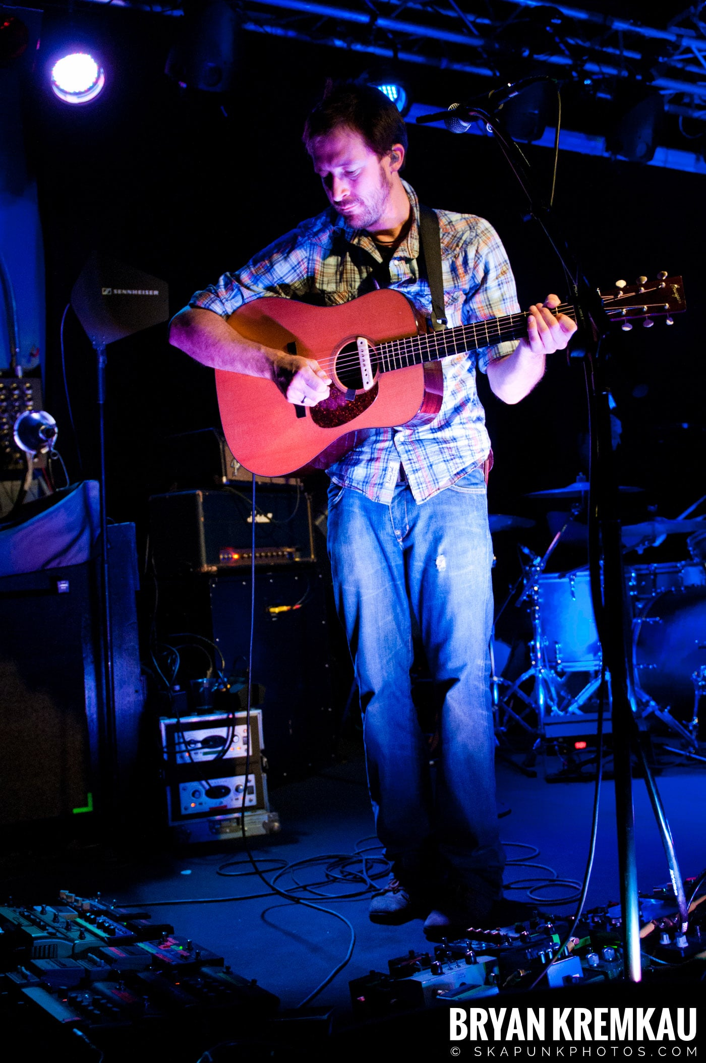Carbon Leaf @ Mexicali Live, Teaneck NJ – 4-21-11 (5)