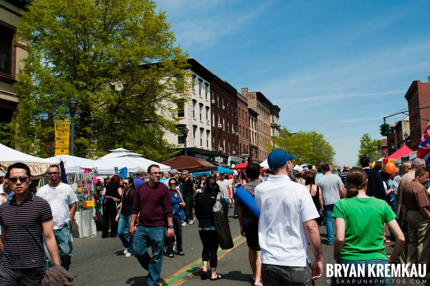 Hoboken Music and Arts Festival @ Hoboken, NJ - 5.1.11 (17)