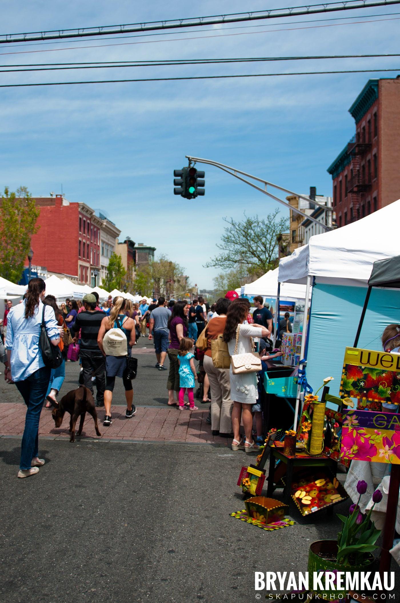 Hoboken Music and Arts Festival @ Hoboken, NJ - 5.1.11 (15)