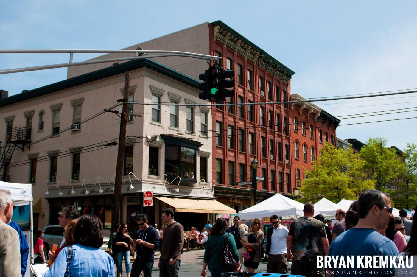Hoboken Music and Arts Festival @ Hoboken, NJ - 5.1.11 (10)
