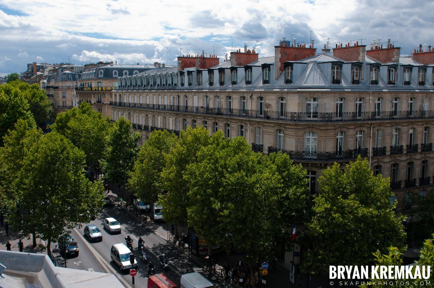 Paris, France Honeymoon - Day 1 - 7.18.11 (61)