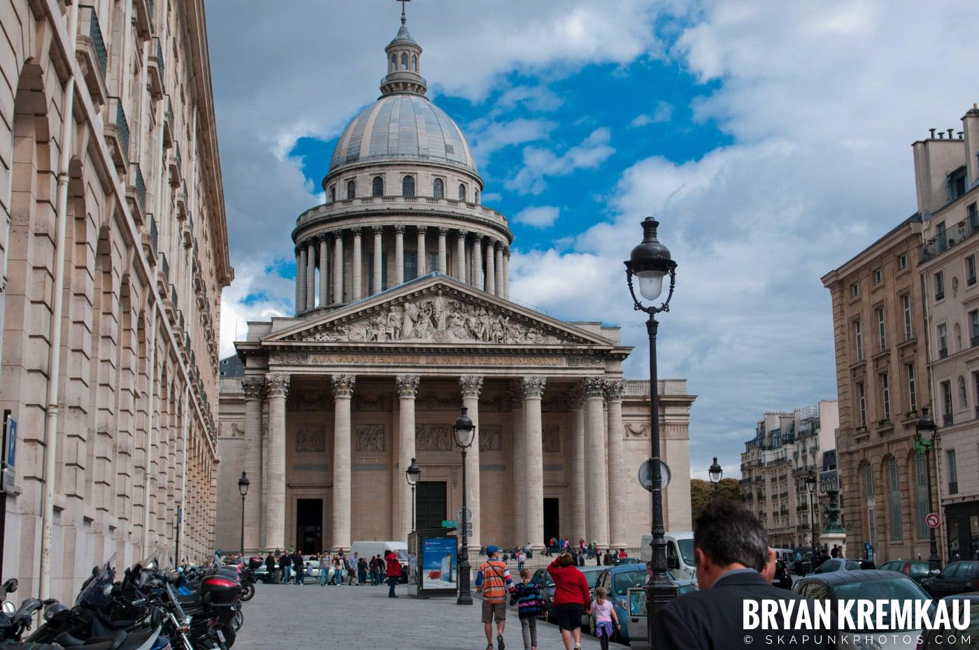 Paris, France Honeymoon - Day 1 - 7.18.11 (59)