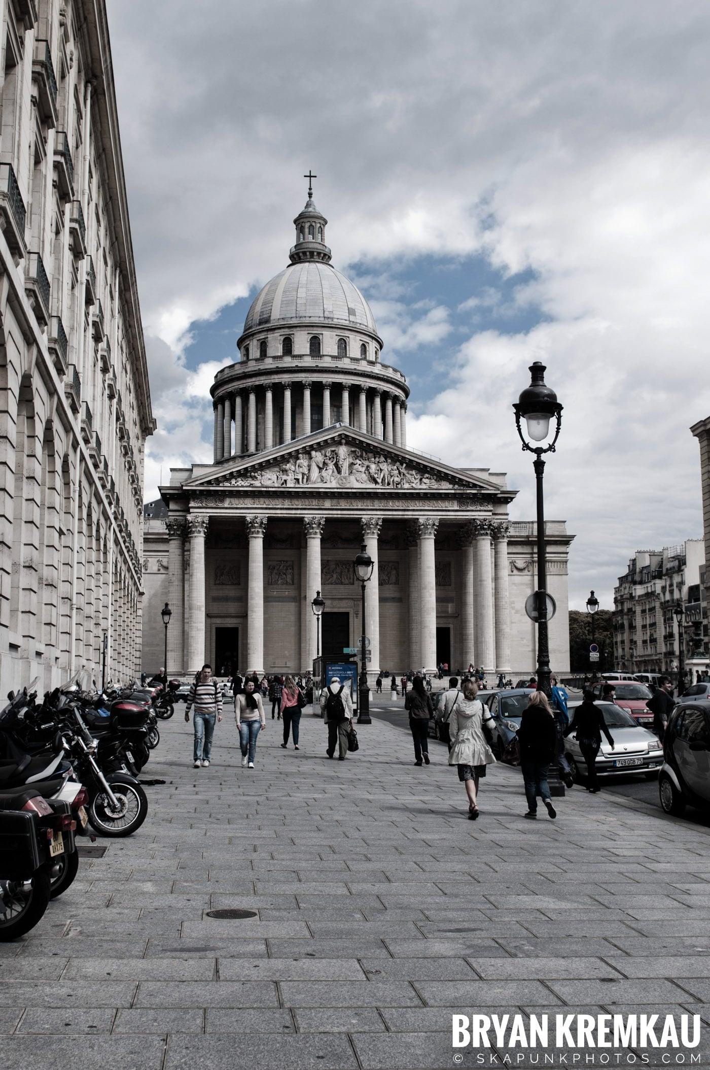 Paris, France Honeymoon - Day 1 - 7.18.11 (57)