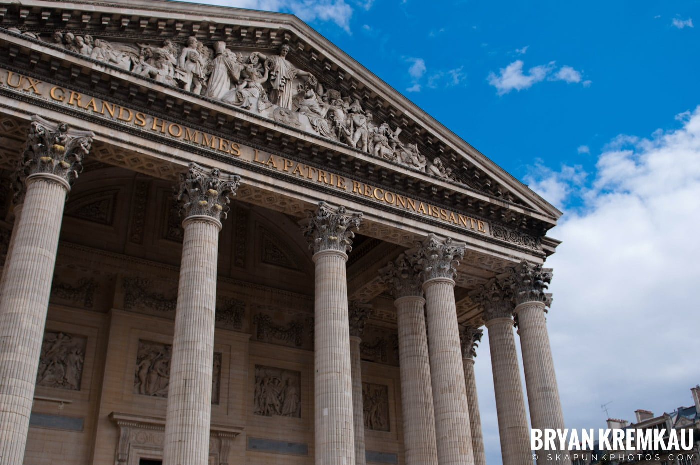 Paris, France Honeymoon - Day 1 - 7.18.11 (56)