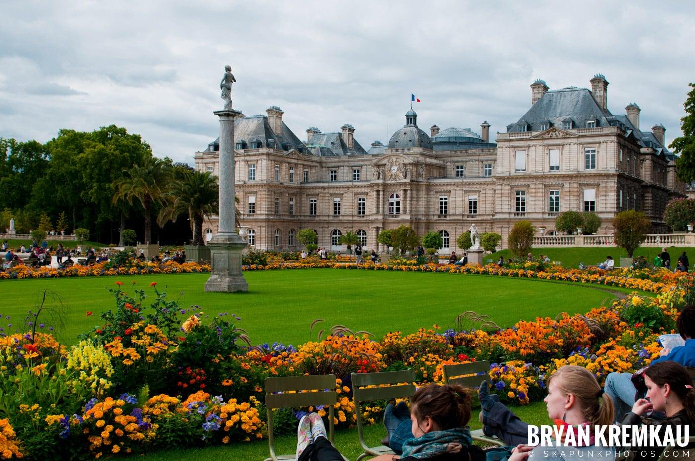 Paris, France Honeymoon - Day 1 - 7.18.11 (45)