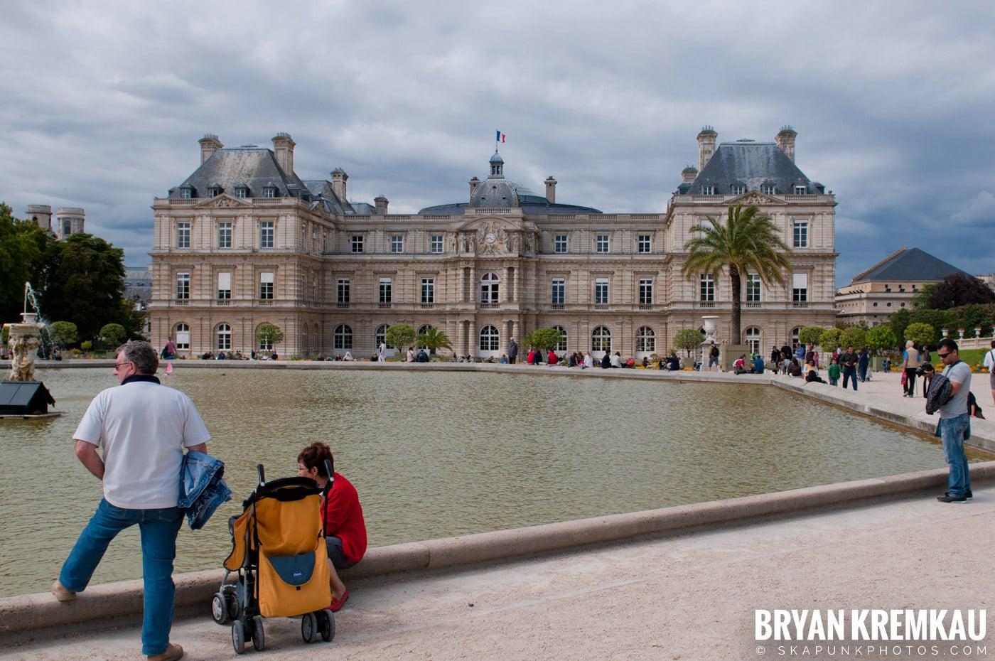 Paris, France Honeymoon - Day 1 - 7.18.11 (42)