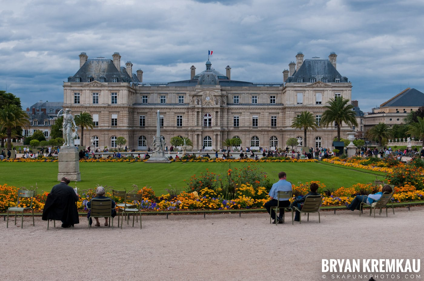 Paris, France Honeymoon - Day 1 - 7.18.11 (37)