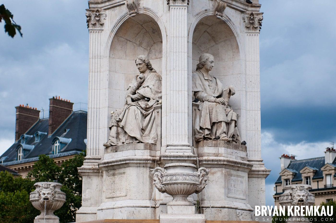 Paris, France Honeymoon - Day 1 - 7.18.11 (27)
