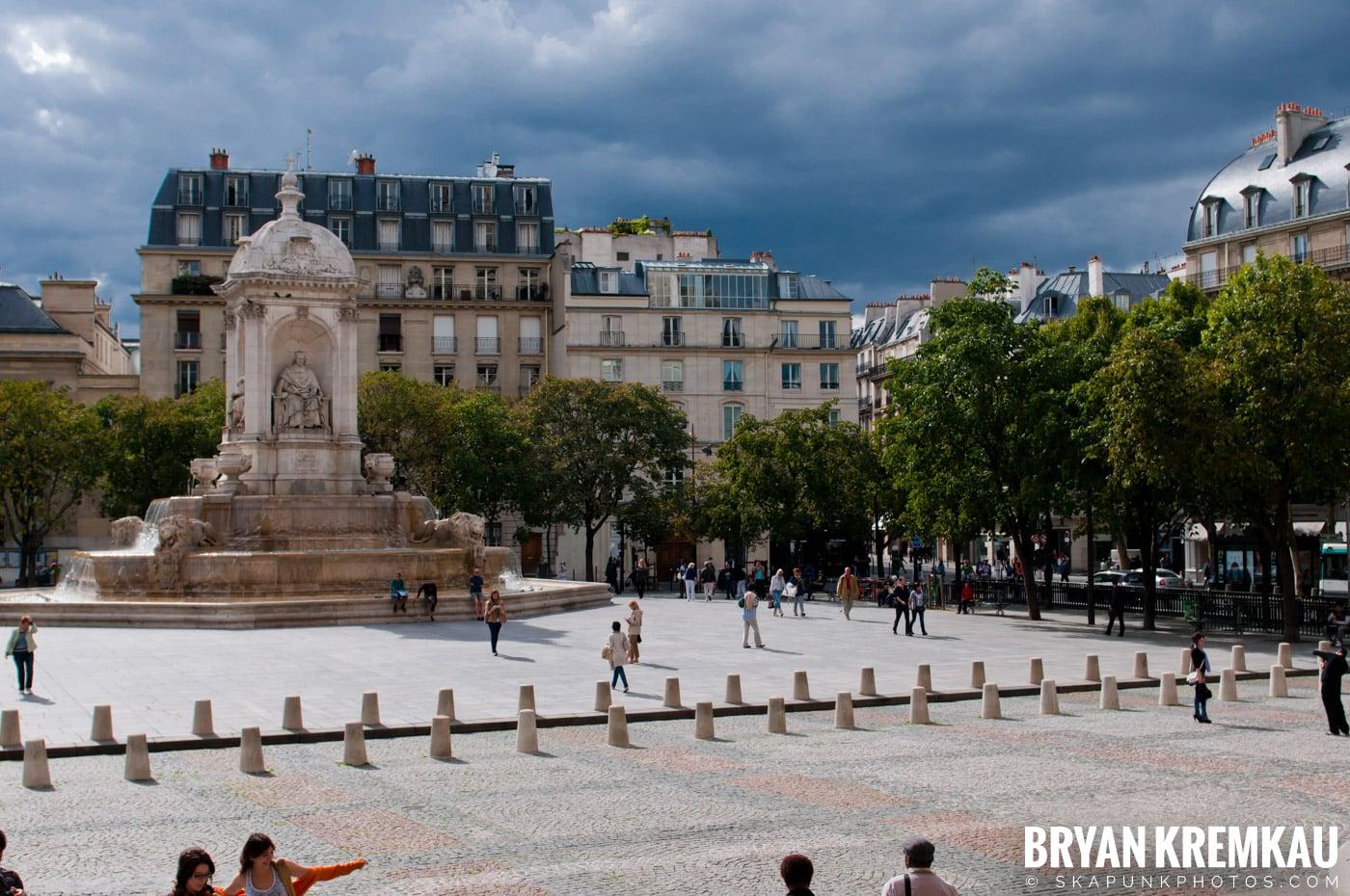 Paris, France Honeymoon - Day 1 - 7.18.11 (15)