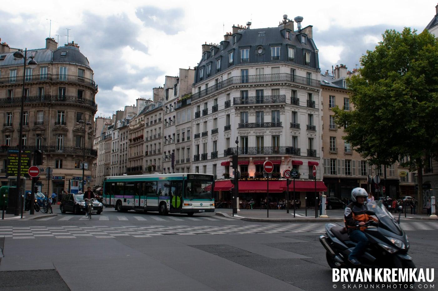 Paris, France Honeymoon - Day 1 - 7.18.11 (12)