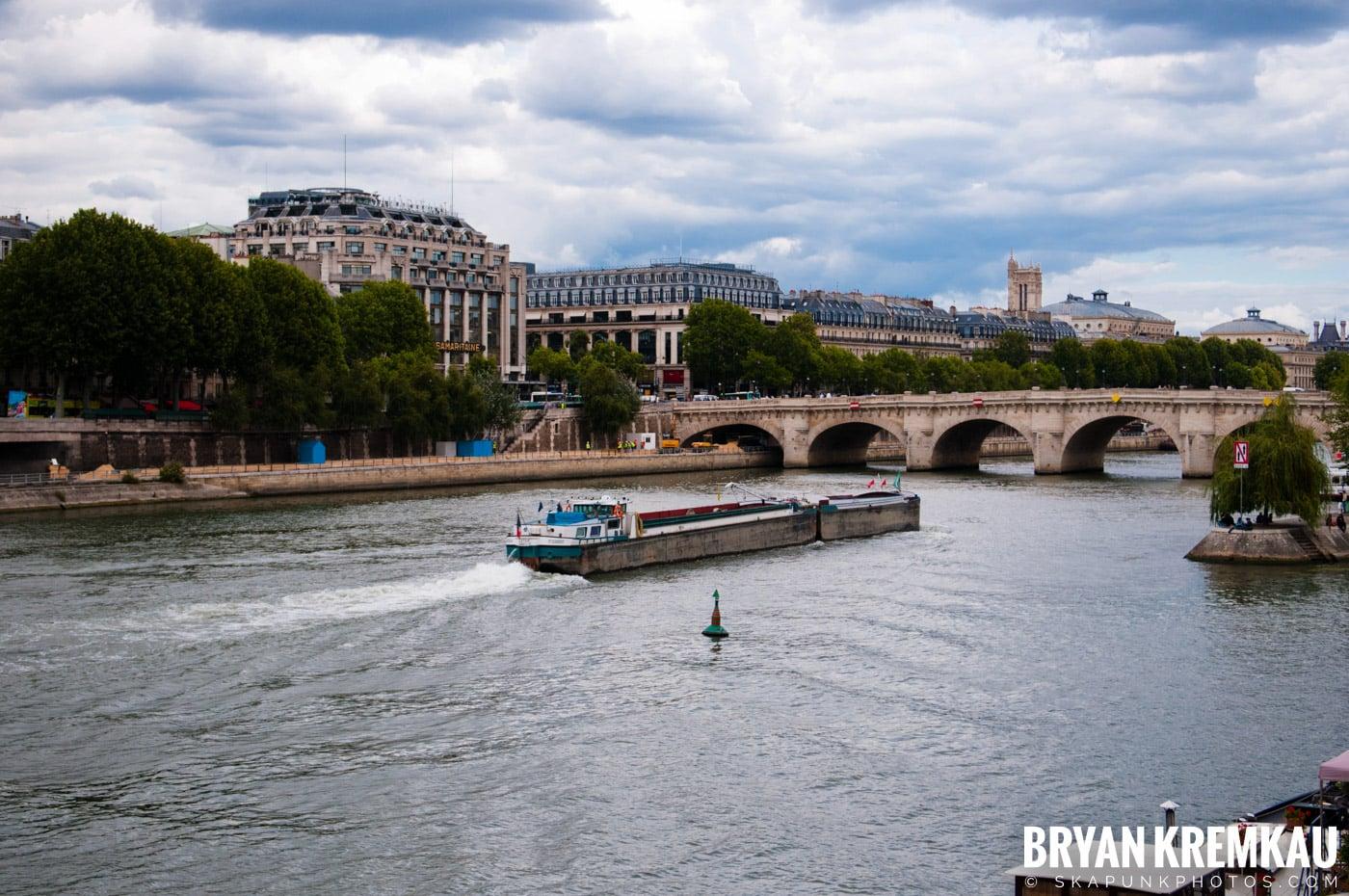 Paris, France Honeymoon - Day 1 - 7.18.11 (8)