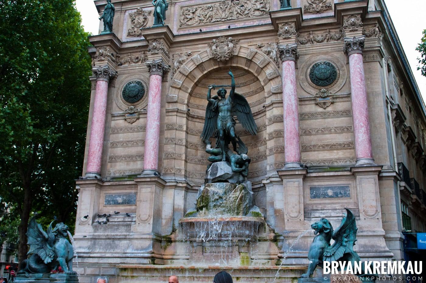 Paris, France Honeymoon - Day 1 - 7.18.11 (6)