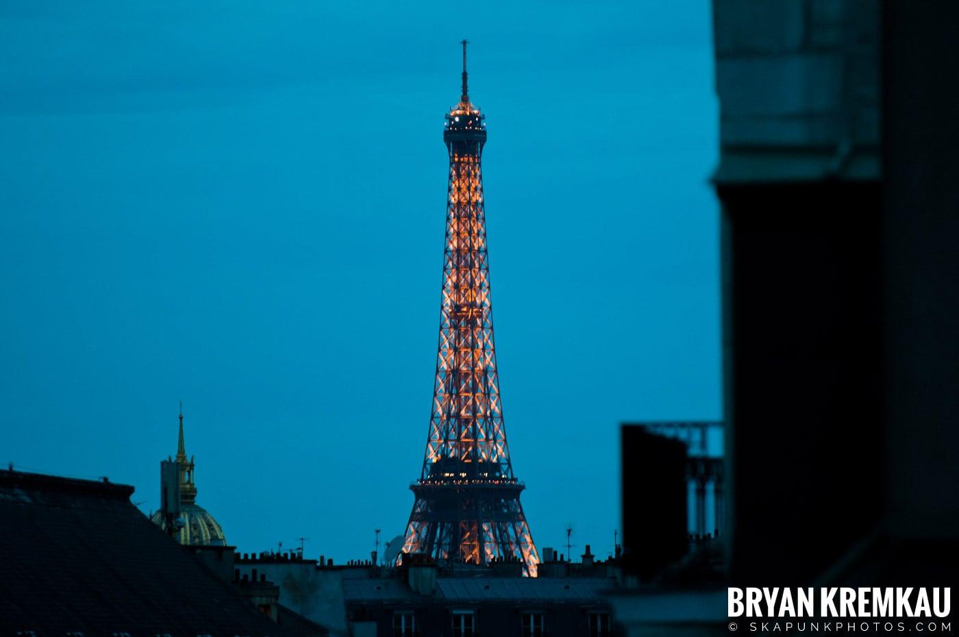 Paris, France Honeymoon - Day 1 - 7.18.11 (4)