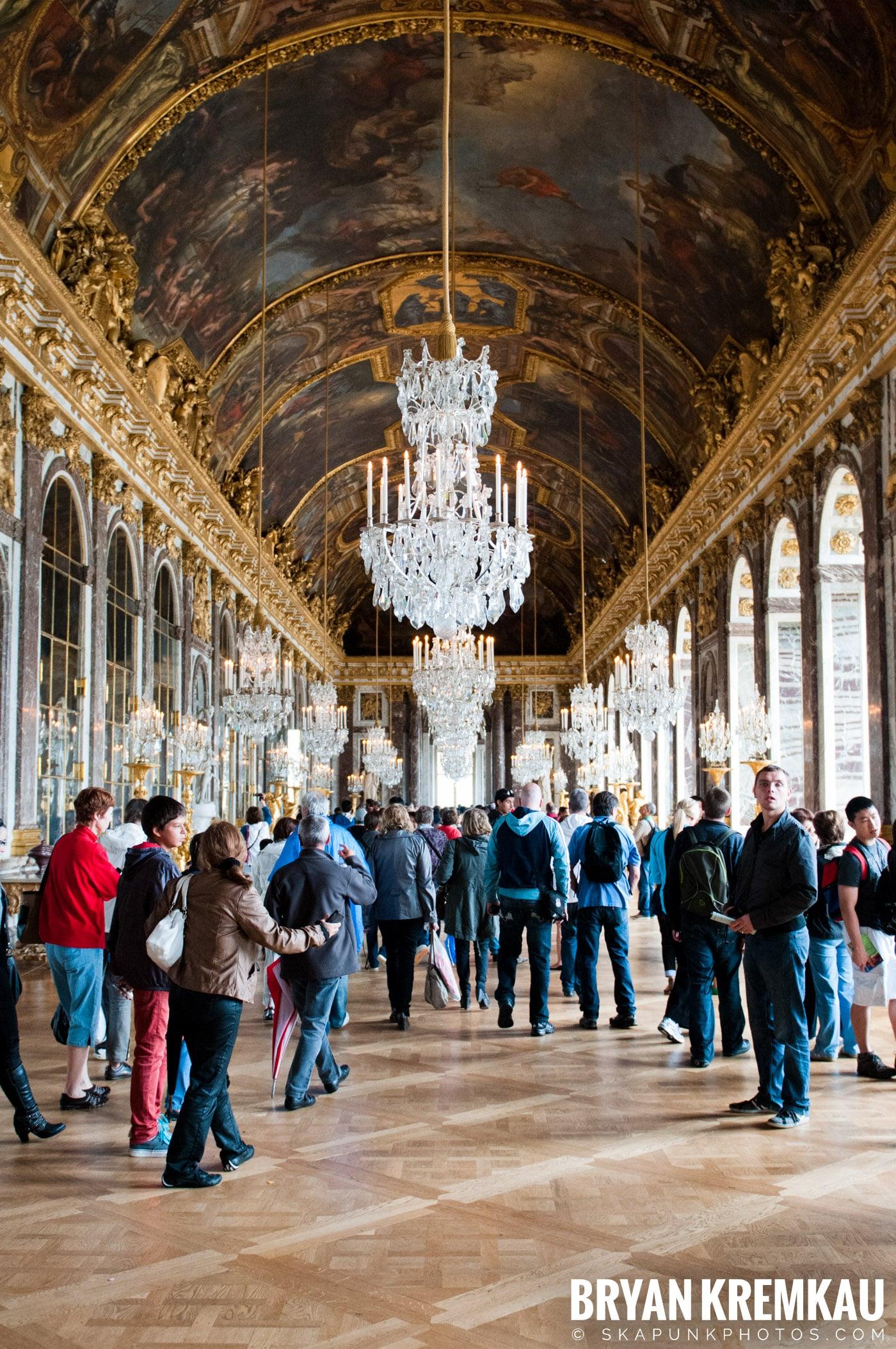 Paris, France Honeymoon - Day 2 - 7.19.11 (28)