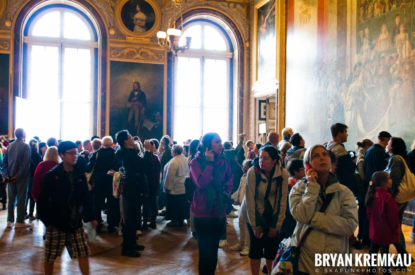 Paris, France Honeymoon - Day 2 - 7.19.11 (23)