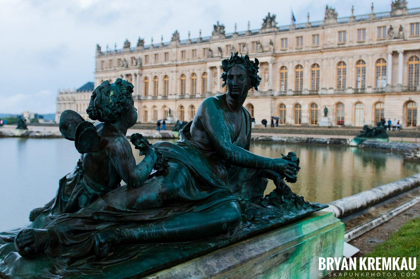 Paris, France Honeymoon - Day 2 - 7.19.11 (15)