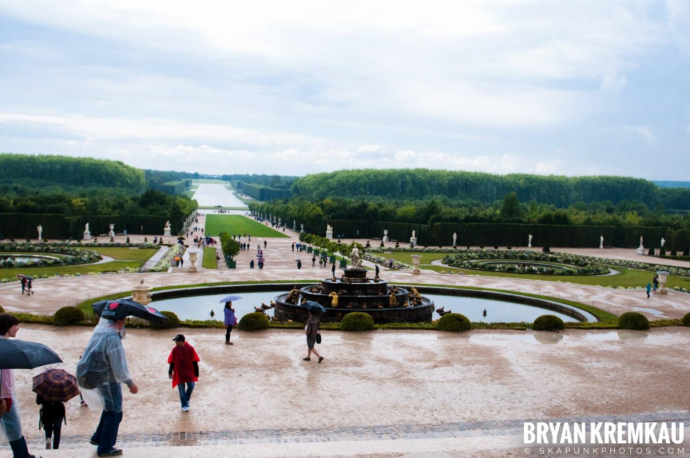 Paris, France Honeymoon - Day 2 - 7.19.11 (12)