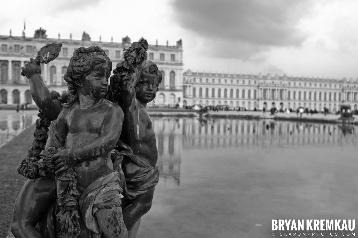 Paris, France Honeymoon - Day 2 - 7.19.11 (9)