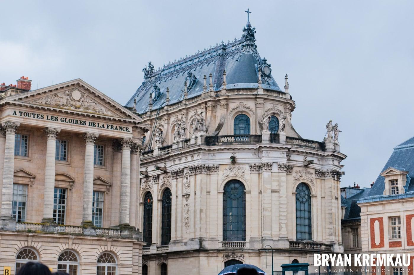Paris, France Honeymoon - Day 2 - 7.19.11 (3)