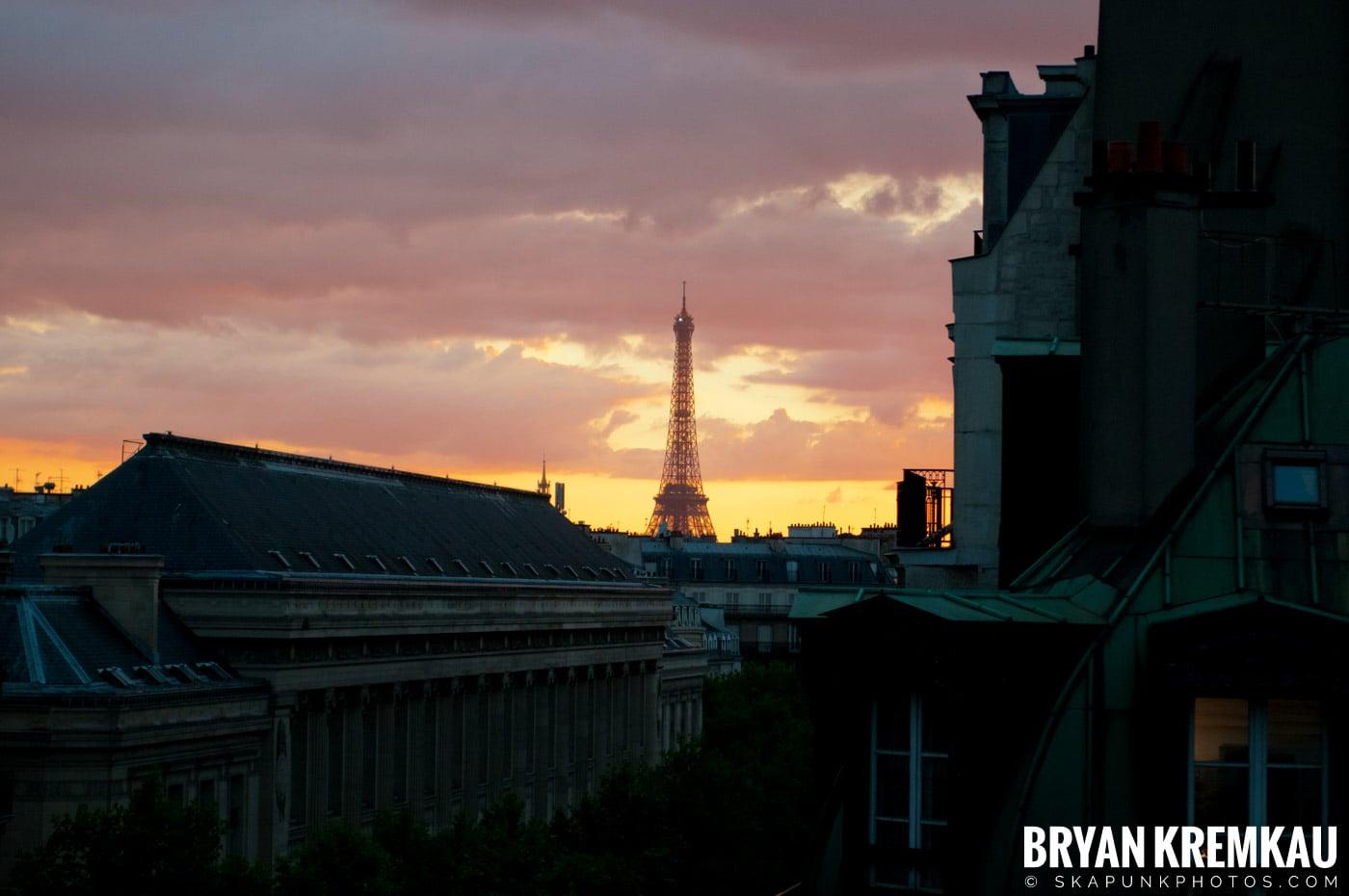 Paris, France Honeymoon - Day 2 - 7.19.11 (1)