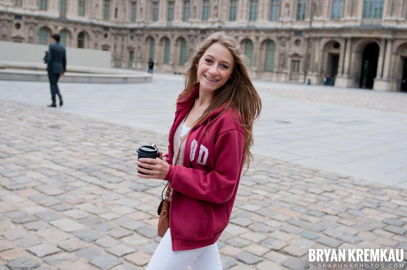 Paris, France Honeymoon - Day 3 - 7.20.11 (106)