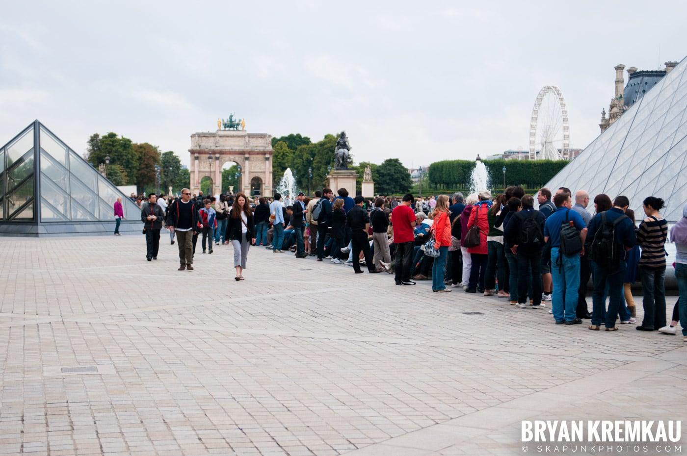 Paris, France Honeymoon - Day 3 - 7.20.11 (104)