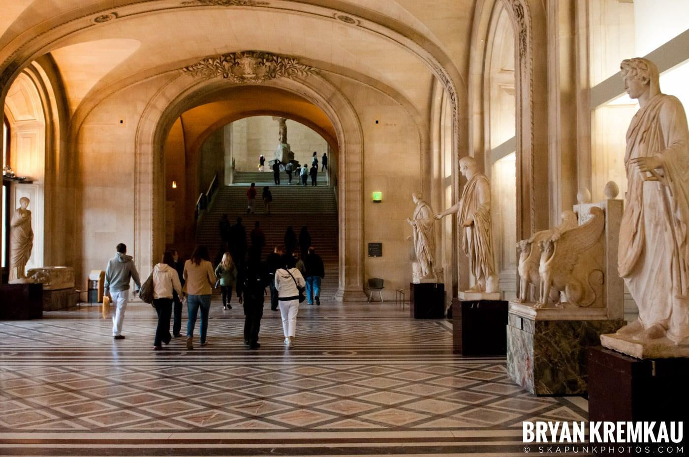 Paris, France Honeymoon - Day 3 - 7.20.11 (101)