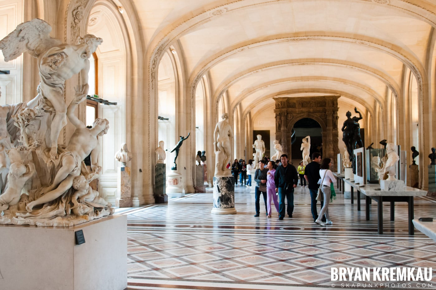 Paris, France Honeymoon - Day 3 - 7.20.11 (91)