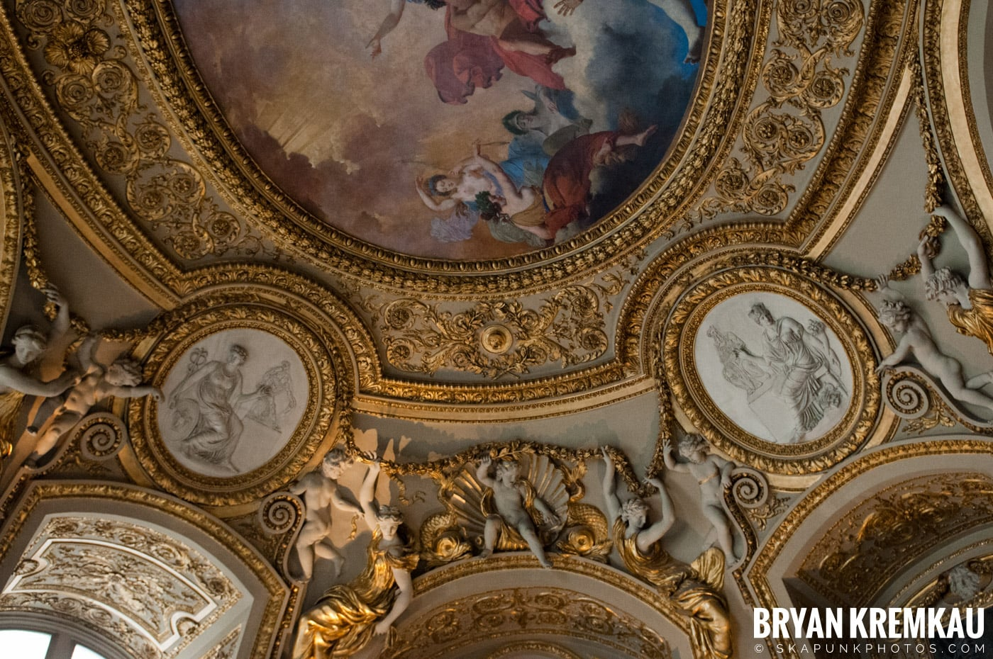 Paris, France Honeymoon - Day 3 - 7.20.11 (89)