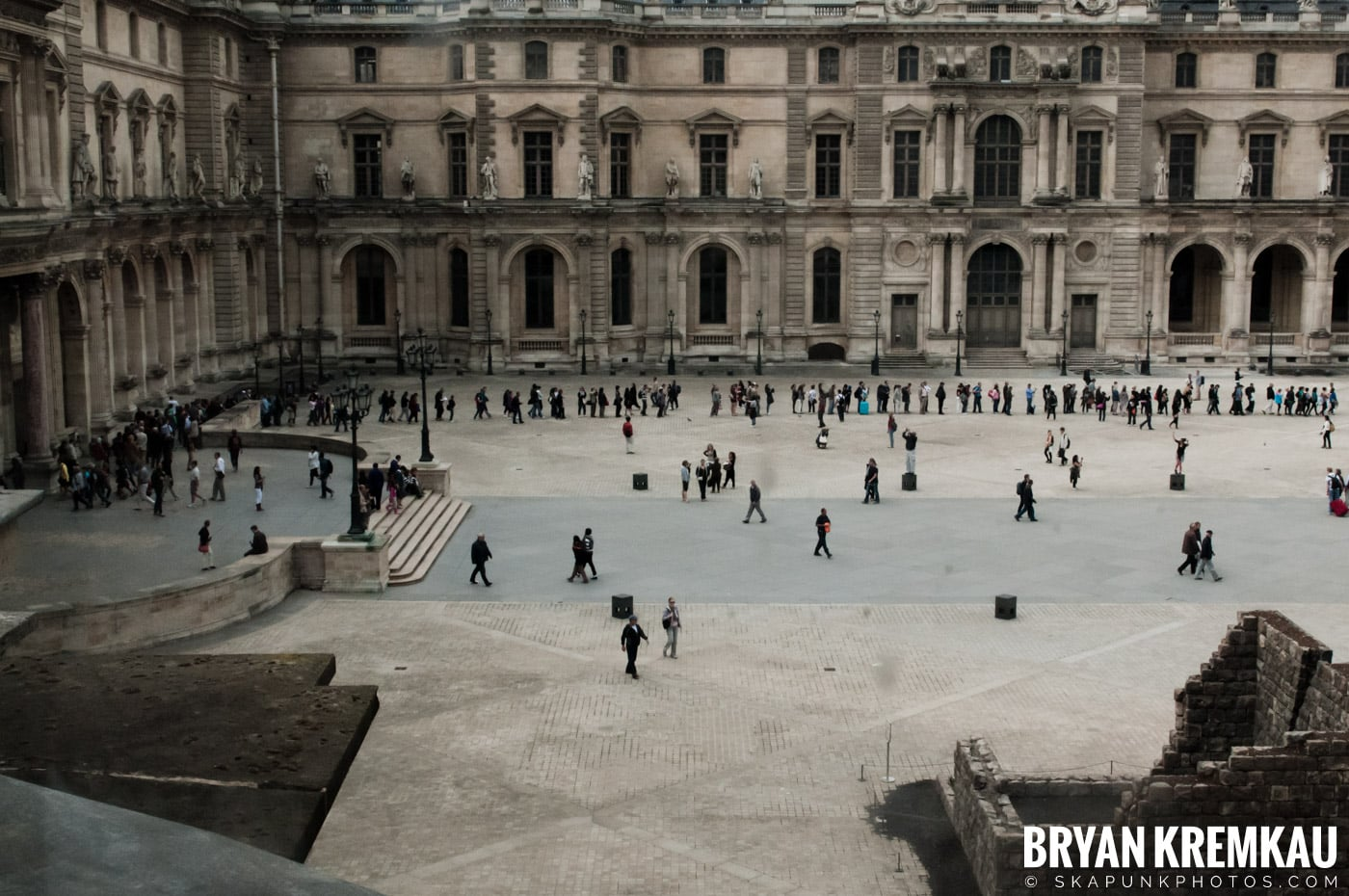Paris, France Honeymoon - Day 3 - 7.20.11 (70)