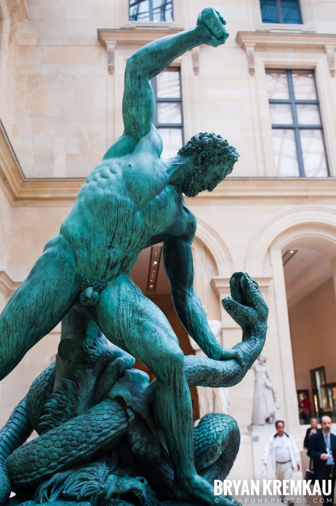 Paris, France Honeymoon - Day 3 - 7.20.11 (52)